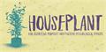 Illustration of font Houseplant DEMO