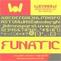 Illustration of font funatic