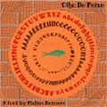 Illustration of font Olho De Peixe