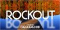 Illustration of font Rockout