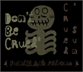 Illustration of font Cruel Sun