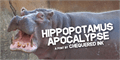 Illustration of font Hippopotamus Apocalypse