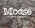 Illustration of font Moose