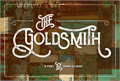 Illustration of font The Goldsmith Vintage
