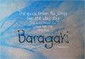 Illustration of font Baragaki Demo Mix