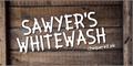 Illustration of font Sawyer's Whitewash