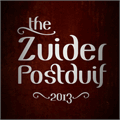 Illustration of font Zuider Postduif Demo