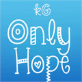 Illustration of font KG Only*Hope