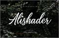Illustration of font Alishader Demo