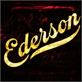 Illustration of font Ederson PERSONAL USE ONLY