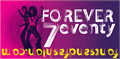 Illustration of font FOREVER 7entin demo