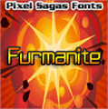 Illustration of font Furmanite