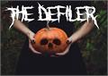 Illustration of font The Defiler