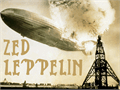 Illustration of font Zed Leppelin