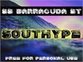 Illustration of font SS Barracuda St