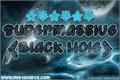 Illustration of font Supermassive Black Hole