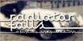 Illustration of font Radiator Falls