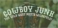 Illustration of font Cowboy Junk DEMO