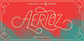 Illustration of font Aerioz Demo