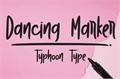Illustration of font Dancing Marker
