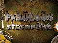 Illustration of font Fabulous Steampunk