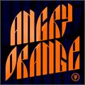 Illustration of font AngryOrange