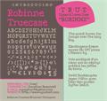 Thumbnail for Robinne Truecase