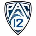 Illustration of font NCAA PAC-12