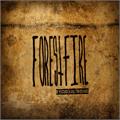 Illustration of font ForestFire