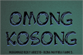 Illustration of font OMONG KOSONG