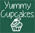 Illustration of font YummyCupcakes
