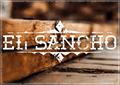 Illustration of font El Sancho