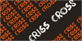 Illustration of font DK Criss Cross