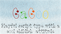 Illustration of font GaGoo