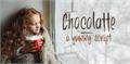 Illustration of font DK Chocolatte