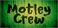 Illustration of font DK Motley Crew