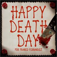 Sample image of Happy Death Day font by FZ
