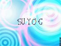 Sample image of Suyog font by Suyog.Inc