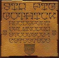 Sample image of Sir Fig  font by Glyphobet Font Foundry