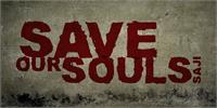 Sample image of SAVE OUR SOULS saji font by SAJI JOHNNY KUNDUKULAM