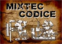Sample image of Mixtec Codice font by CloutierFontes