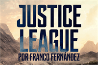 Sample image of Justice League font by FZ