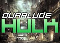 Sample image of Quaalude hulk font by Chris Vile