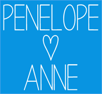 Sample image of Penelope Anne font by ByTheButterfly