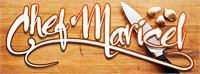 Sample image of Chef Maricel font by VVB DESIGNS
