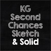 Sample image of KG Second Chances Solid font by Kimberly Geswein