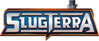 Sample image of Slugterra font by HackFonts