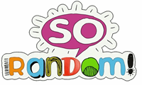 Sample image of So Random! font by Disneychannellover