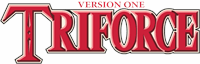 Sample image of Triforce font by Jackster Productions