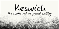 Sample image of DK Keswick font by David Kerkhoff